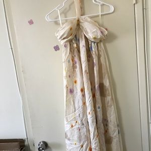 Victoria secret halter summer dress